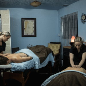 couple's massage