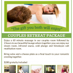 Couples Retreat Package