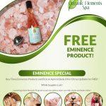 Free Eminence Product