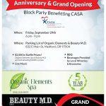 Anniversary and Grand Opening