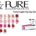 Pure Cosmetics Illumination Lip Glosses