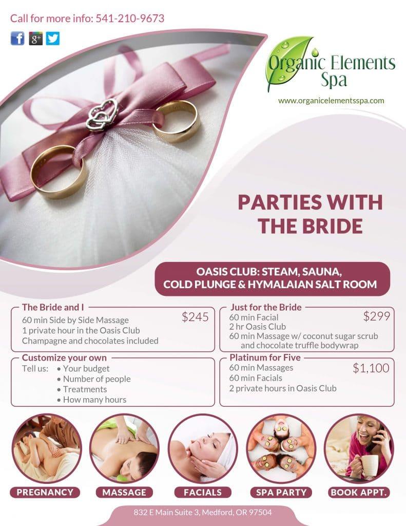 2018-05 Bride Parties