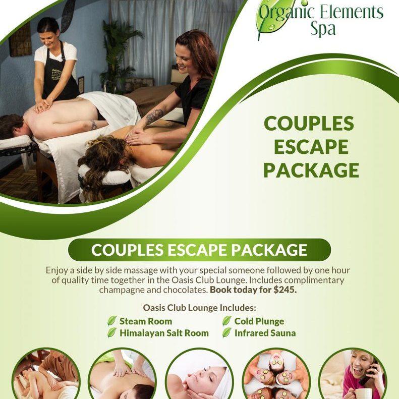 Couples Escape Package