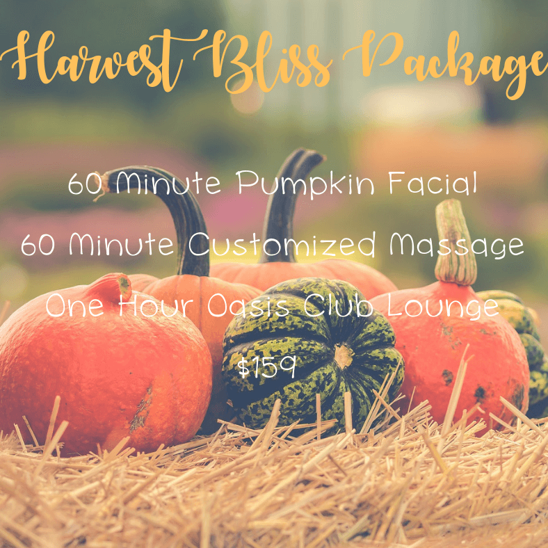 Harvest Bliss Package
