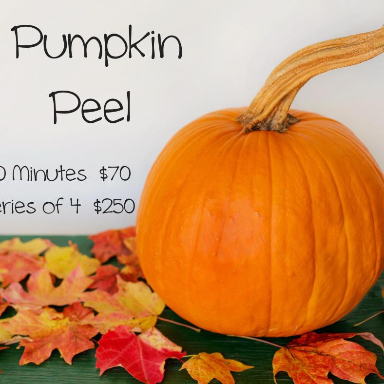 Pumpkin Peel Season!